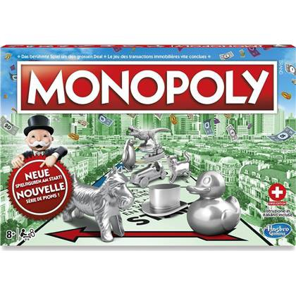 Monopoly Classic CH Edition