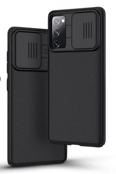 Handyhülle für Samsung S20 Reihe mit Kameraschutz