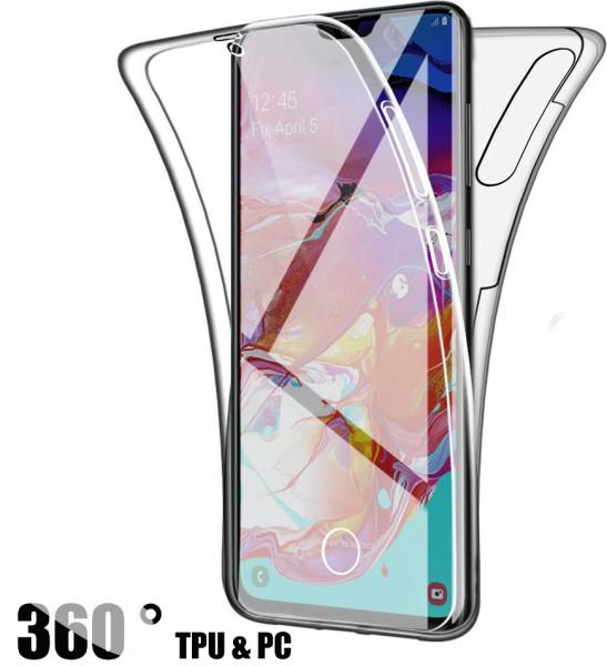 360 Grad Handyhülle TPU für Samsung Handys