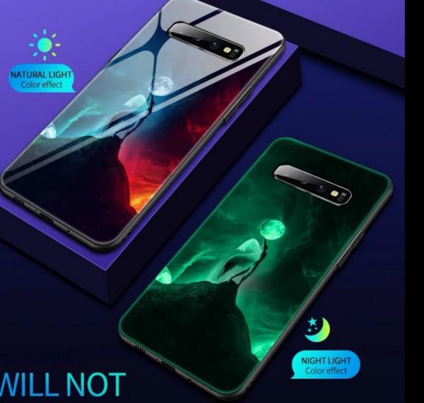 Leuchtende Handyhülle Samsung