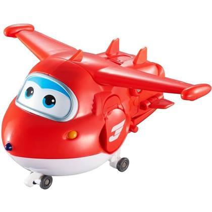 Image of Auldey Super Wings Transform Jett Spielzeugfigur