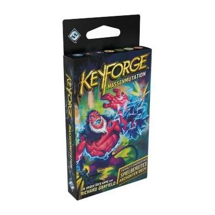 Asmodee KeyForge: Massenmutation - Deck