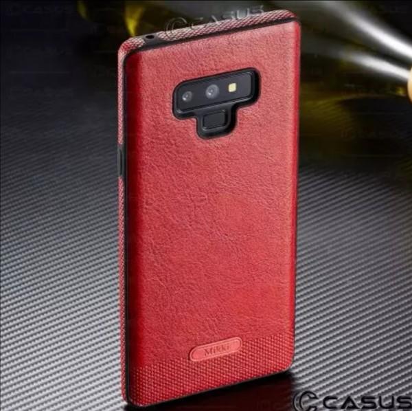 Handyhülle Lederlook Samsung