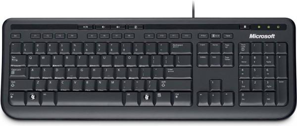 Microsoft Wired Tastatur 600