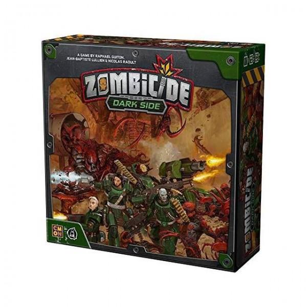 Asmodee Zombicide: Invader Dark Side