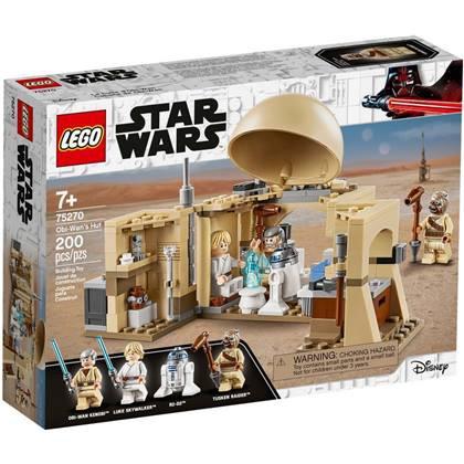 Lego Star Wars - Obi-Wans Hütte