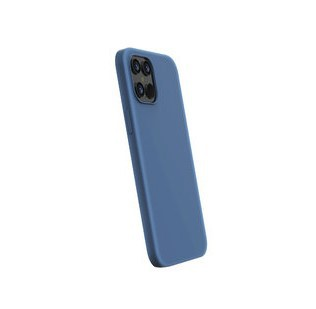 Hnadyhülle Devia Flüssiges Silikon Iphone 12 Blau