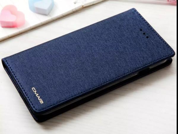 Flip Case Handyhülle Iphone Dunkelblau