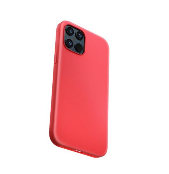 Handyhülle Iphone 12 Pro Flüssiges Silikon