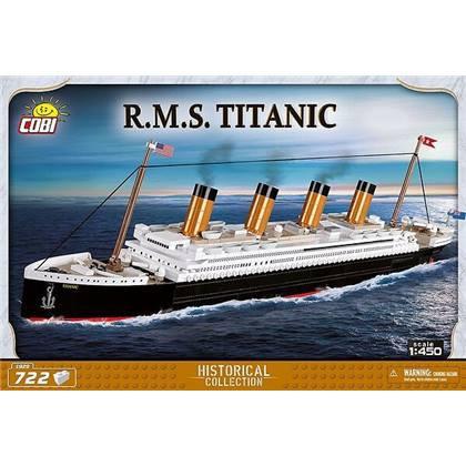 Cobi RMS Titanic 1:450