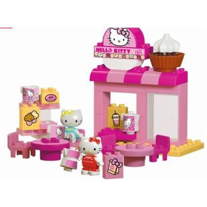 Big Bloxx Hello Kitty Cafe