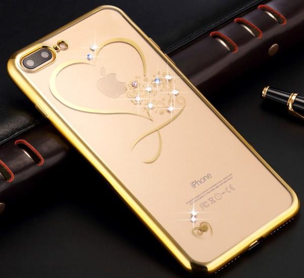 LCHULLE - Handyhülle Herz für Iphone