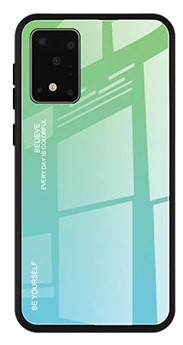 Image of Believe - Hardcase Gradient Handyhülle Samsung A51 + A71
