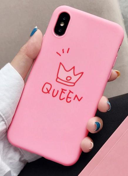 Handyhülle Queen Samsung S20- Reihe