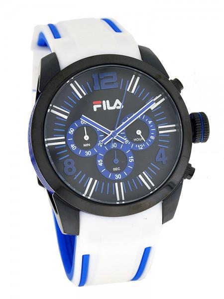 FILA 38-839-001 - Herren Uhr Chronograph Weiss
