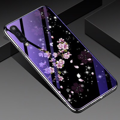 Image of Handyhülle Blumenmuster Samsung S10- Reihe