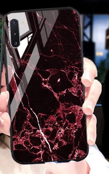 Image of Handyhülle im Marmorlook für Samsung S20- Reihe