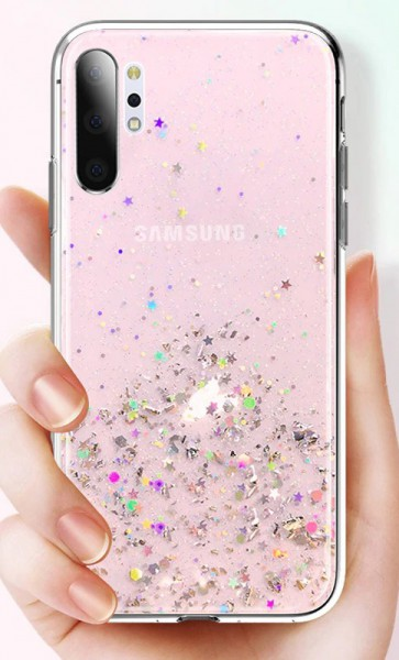 Handyhülle Glitzer Samsung S20- Reihe