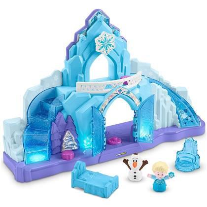 Fisher Price Frozen Elsas Eispalast