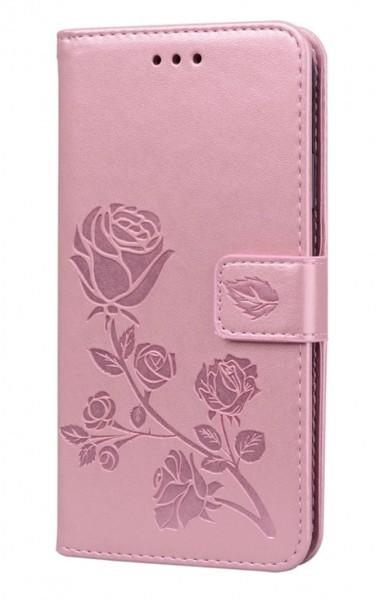 Samsung Galaxy S21 Handytasche Rose Pink