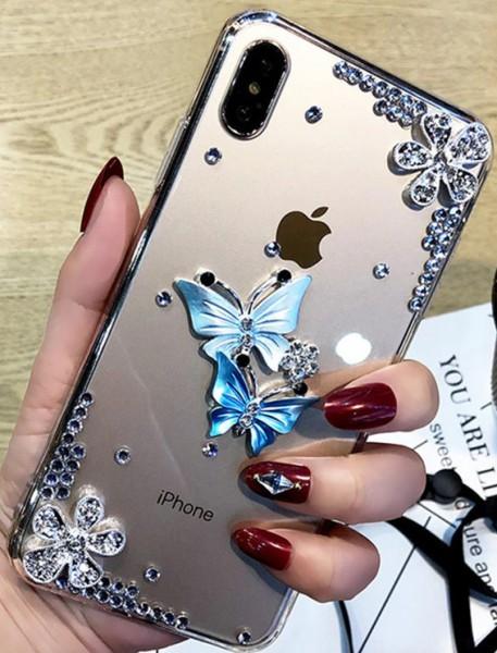 Handyhülle Schmetterling Samsung Galaxy S20 Modellreihe