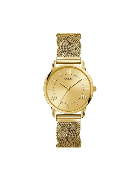 GUESS W1143L2 - Damenuhr Gold